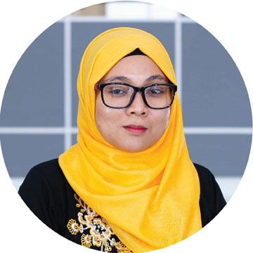 Ms. Nor Amalina Rusli