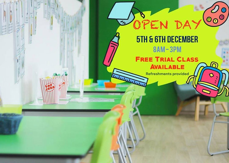 It's time for another Open Day! Come visit Straits International School, Rawang and experience our trial classes. Experience 2 days of fun and learning at Straits International School, Rawang, test out our facilities and meet the future teachers of your children. Your child's golden future starts with the first step at Open Day. OPEN DAY […]