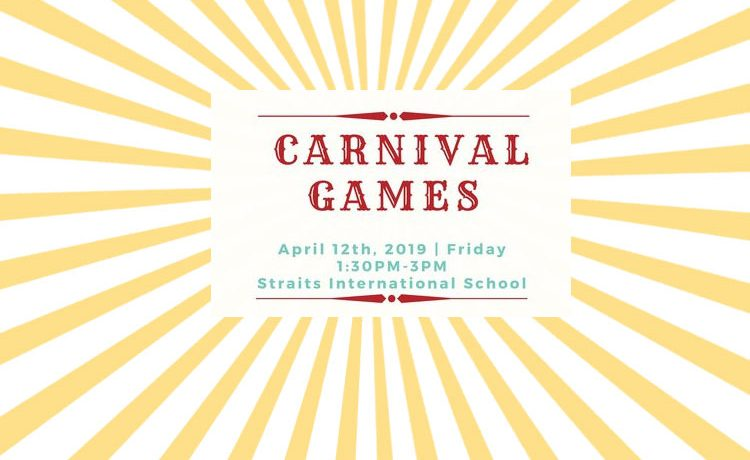 """Dear Parents, We are delighted to invite you to our first """"SIS Carnival Games"""" organised by our very own Little Entrepreneurs Club. Fun and interactive activities such as: Paper Plate Ring Toss Nerf-It-In Face Painting Pin the Tail on the Donkey Penalty Shoot Out And many more! Below are the details of the event. Carnival […]"""
